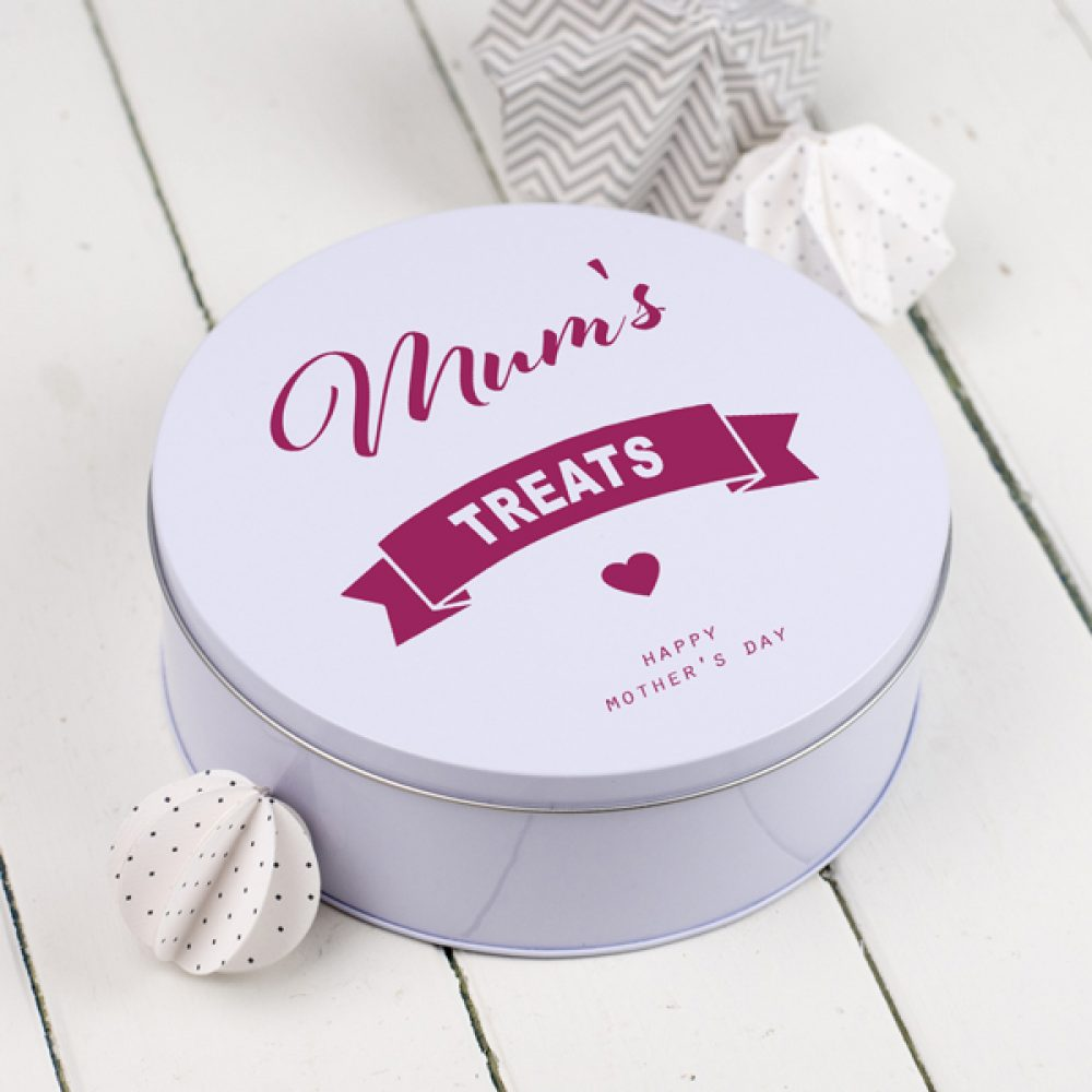 Personalised Bakes Tin