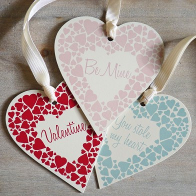 Personalised Enamel Heart