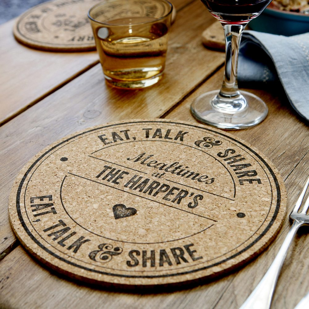 Family placemats