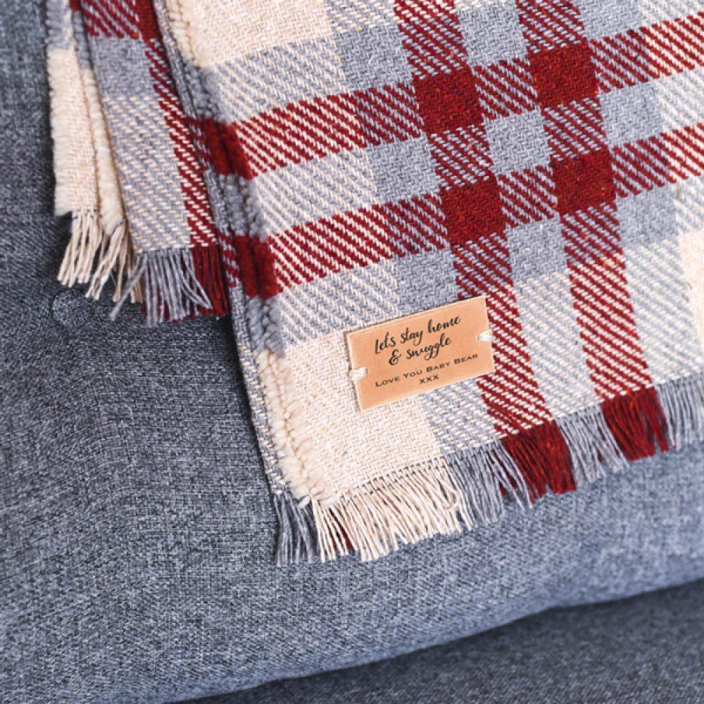 Personalised Blanket