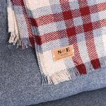 Couples Initialled Blanket