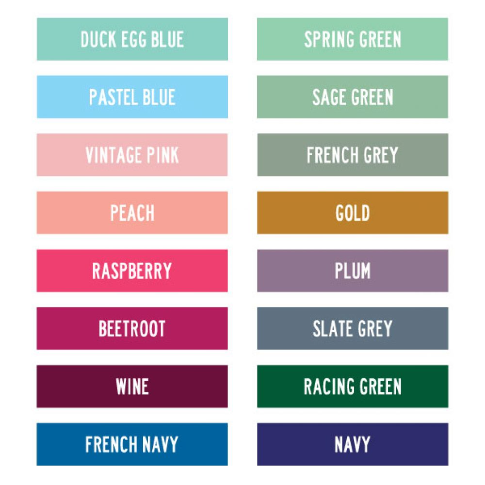 house sign colour options