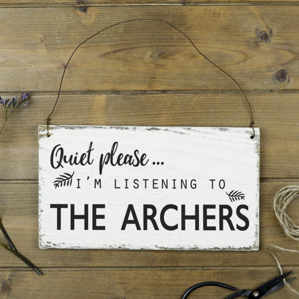 The Archers Sign