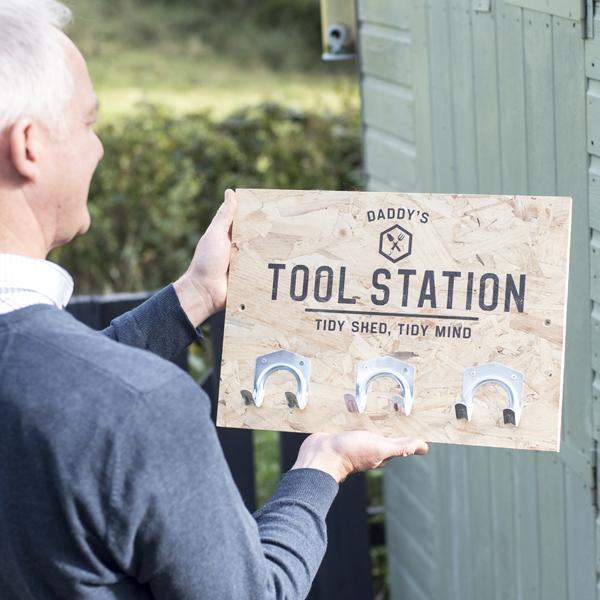 Personalised Tool Hooks