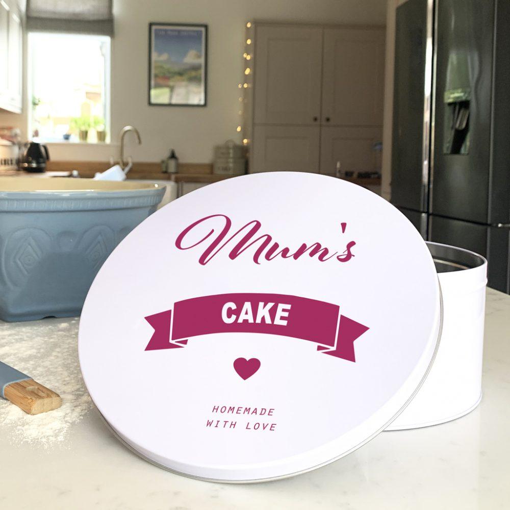Personalised Bakes Tin