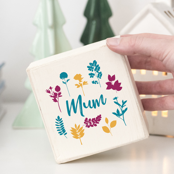 Personalised Mothers Day Keepsake